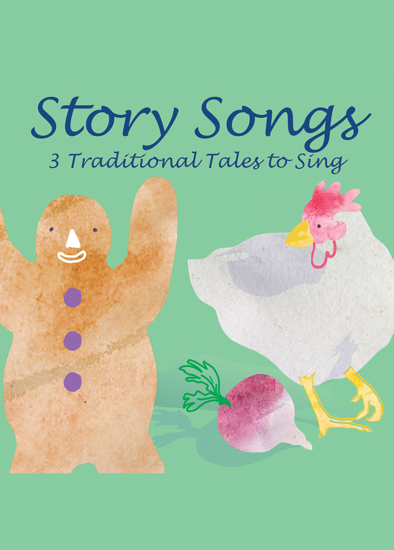 Story Songs by Carrie Richardson of Carried Along Productions