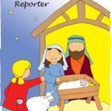 The Lucky Reporter by Carrie Richardson of Carried Along Productions